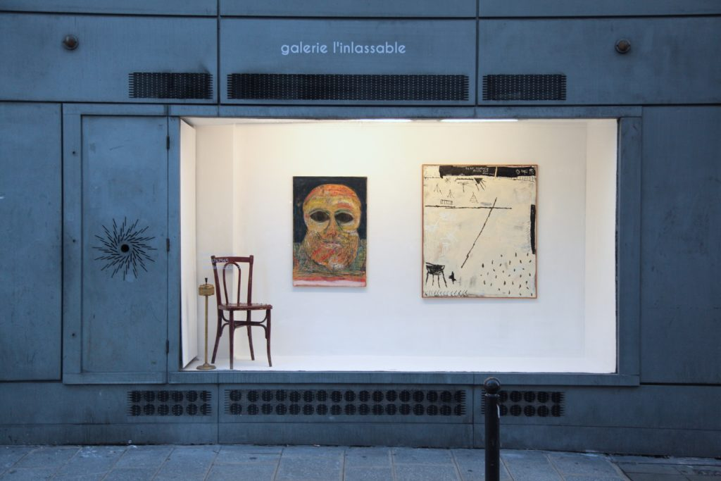 JORDY KERWICK & JUSTIN WILLIAMS, galerie l'inlassable